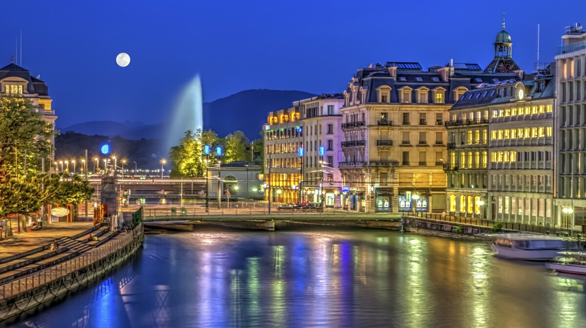 Geneva, Švicarska tura, putovanje autobusom, garantirani polasci