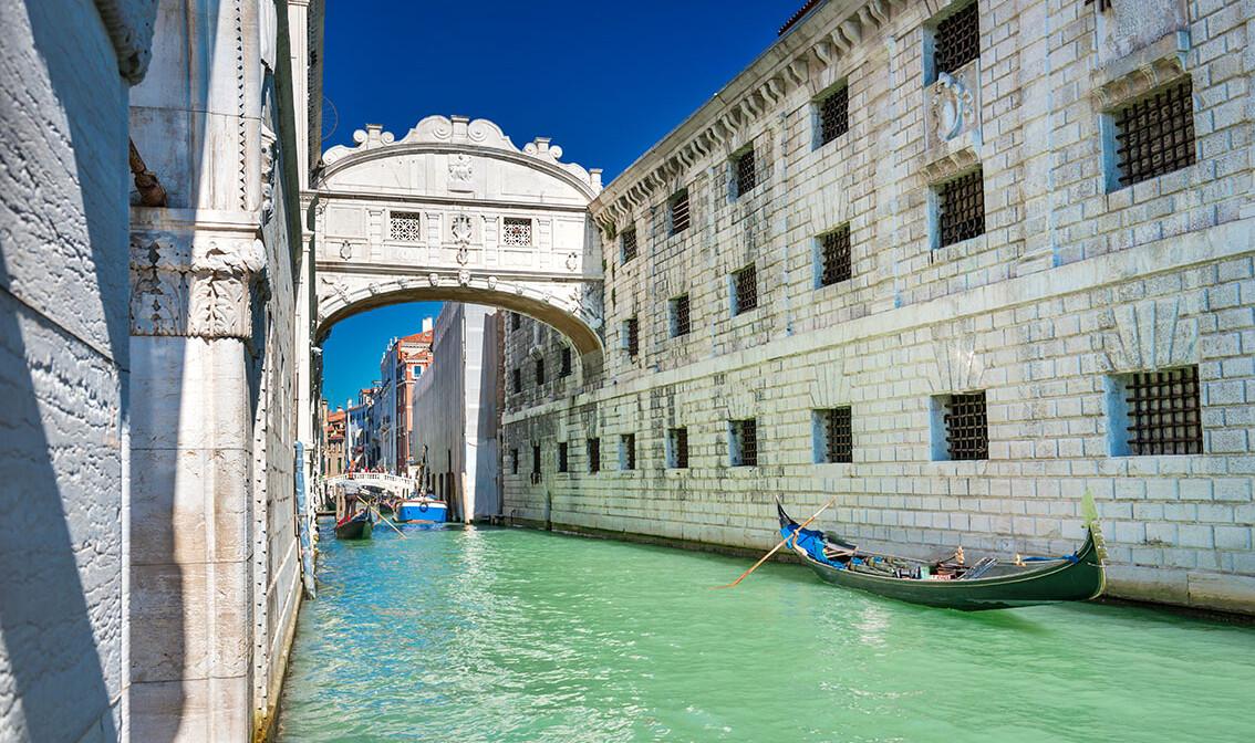 Most uzdaha, venecijanska riva, putovanje u Veneciju, garantirani polasci