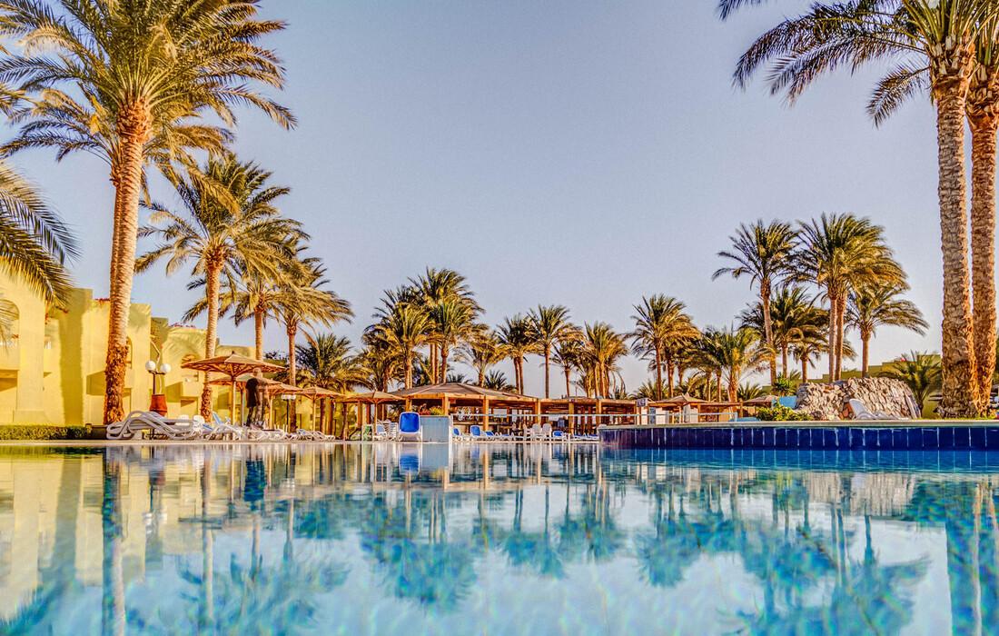 Hurgada, Hotel Palm Beach Resort
