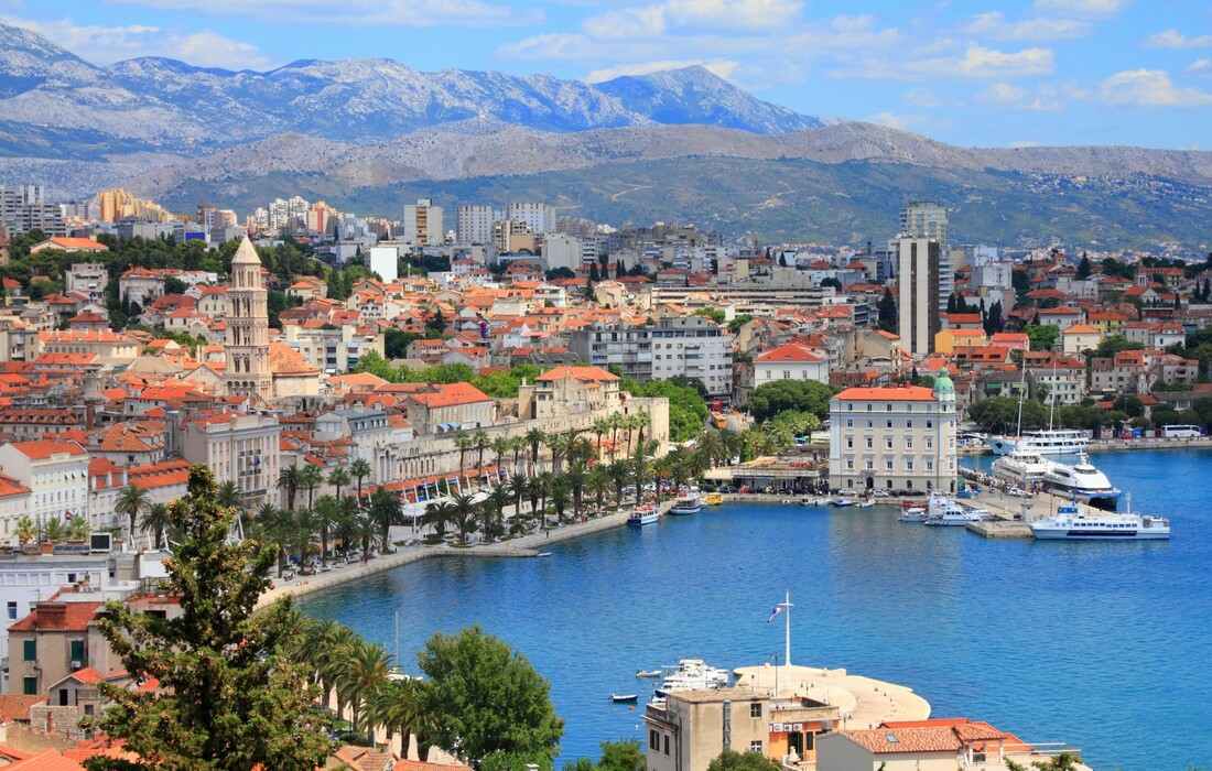 Split, mondo travel