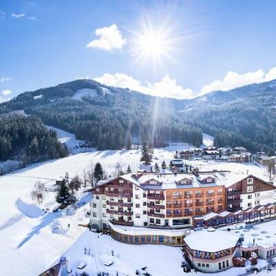 Bad Kleinkirchheim skijanje, hotel Kirchheimerhof, skijanje i spa Austrija