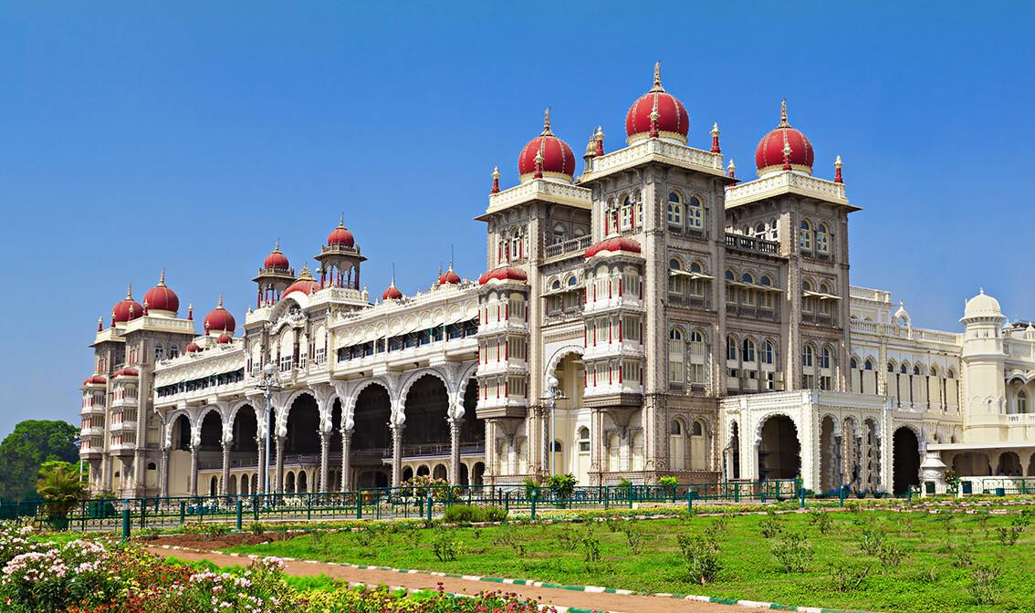Indija, Mysore, palača Mysore, garantirani polasci, vođene ture, pratitelj putovanja