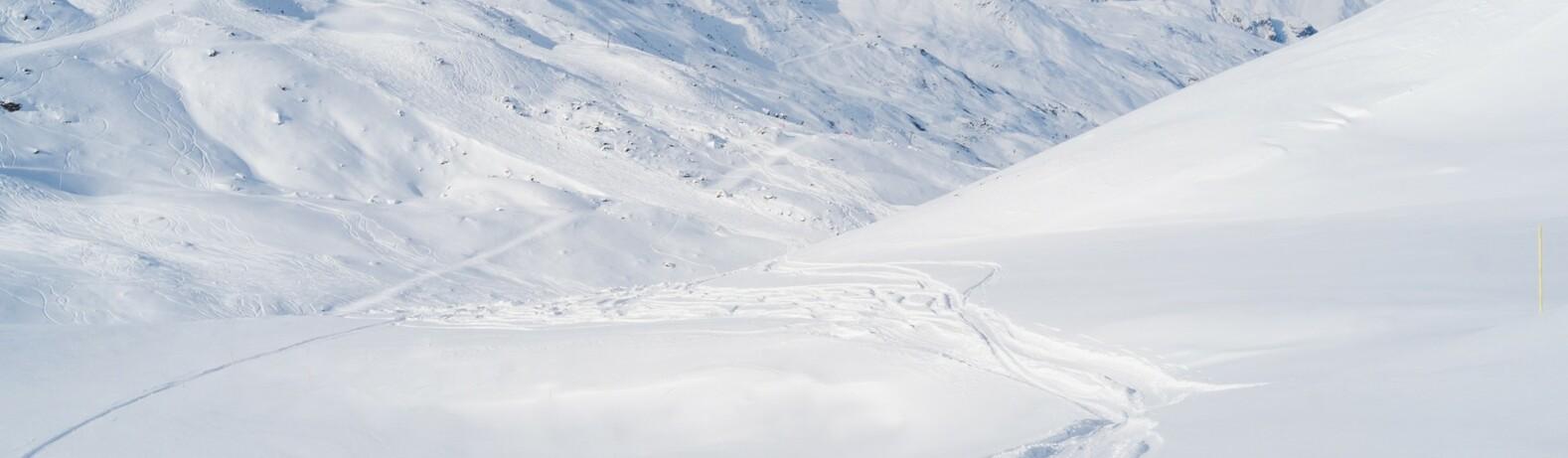 Skijanje Les Sybelles