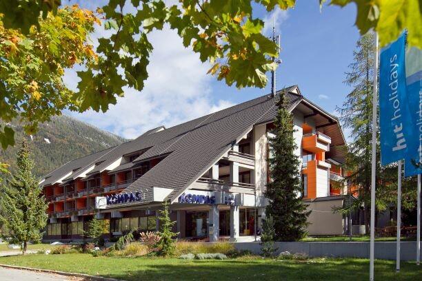 Slovenija, Wellness hotel Kompas, Kranjska Gora, proljeće u Sloveniji