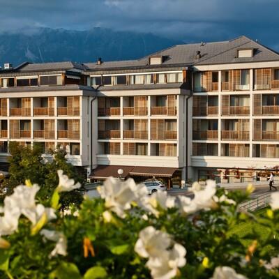 Bled, Hotel Lovec