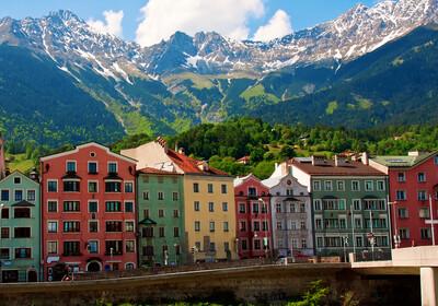 Austrija - Innsbruck