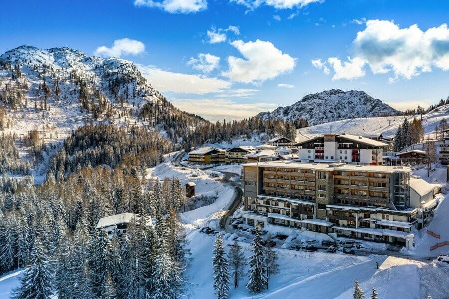 Nassfeld skijanje mondo, Falkensteiner hotel Sonnenalpe