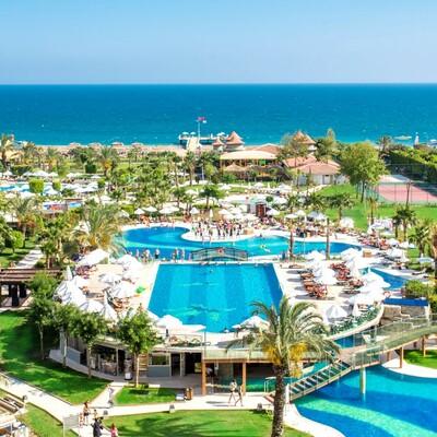 Antalya, Lara, Hotel Sherwood Exclusive Lara