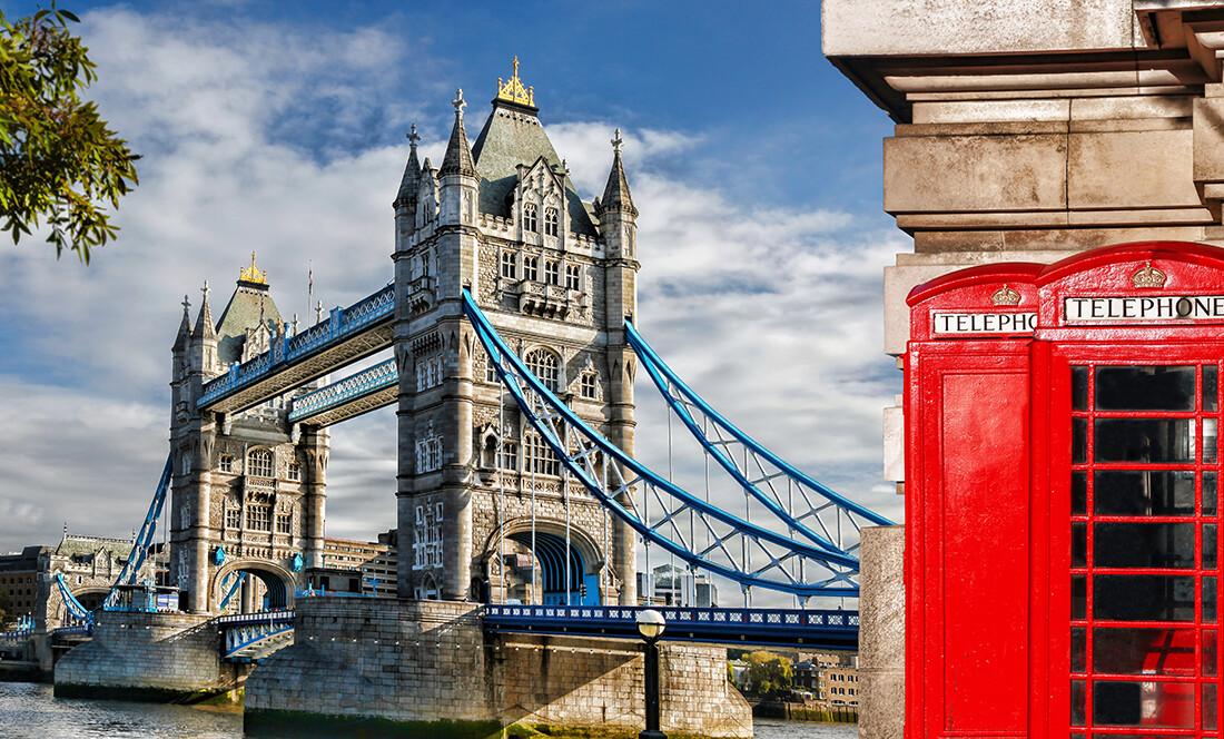 Tower Bridge, putovanje London
