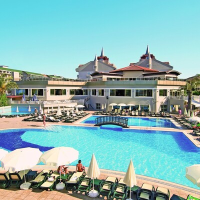 Antalya, Belek, Hotel Aydinbey Famous Resort