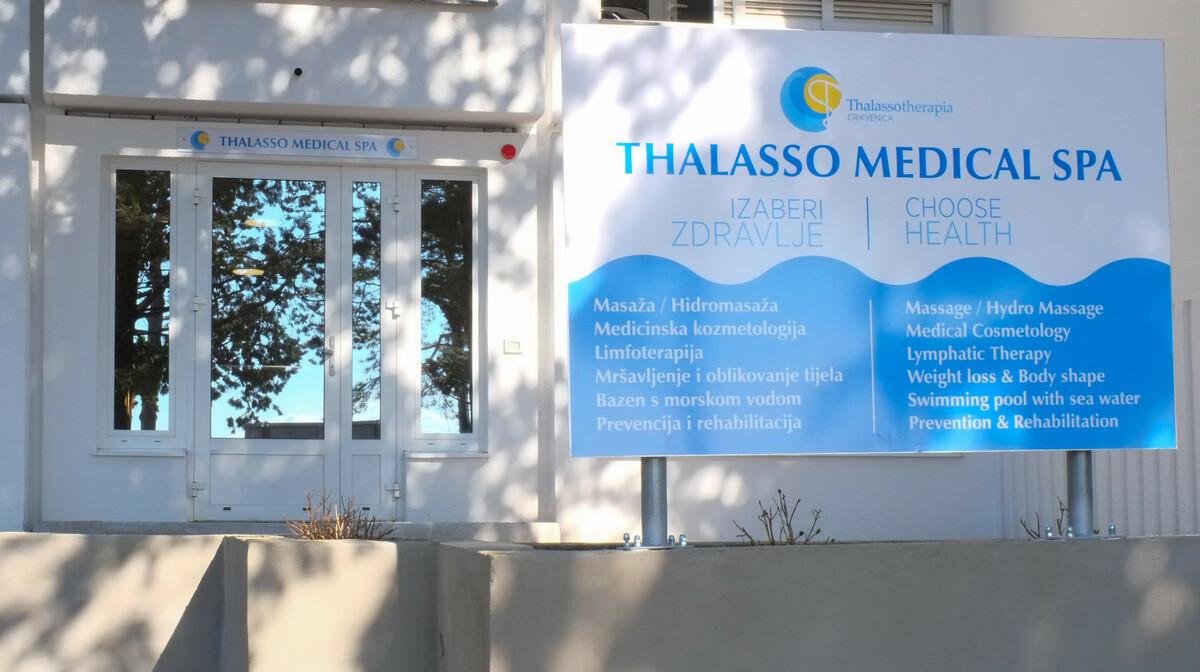 Thalasso Crikvenica, tretmani