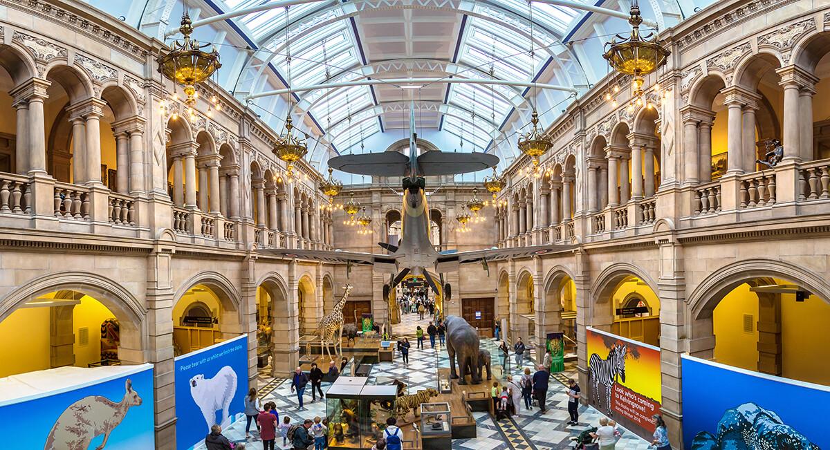 Galerija Kelvingrove u Glasgowu, putovanje čarobna Škotska, garantirani polaak
