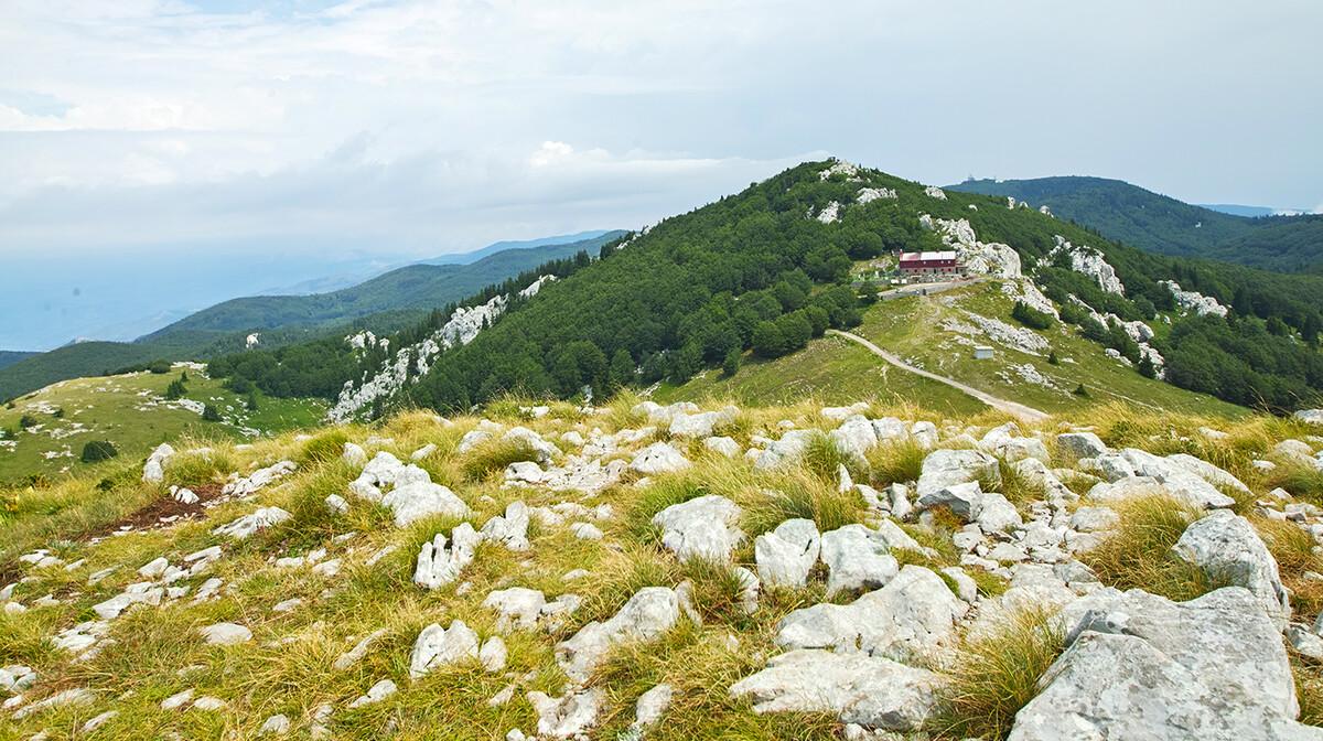 Nacionalni park Sjeverni Velebit, Hrvatska
