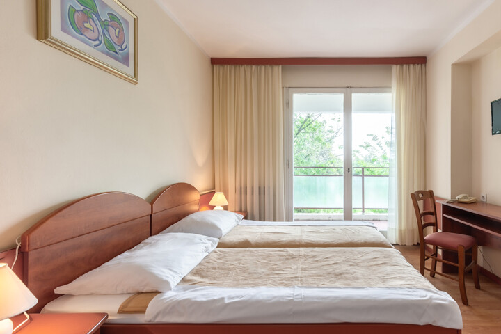 Hotel Zagreb, Crikvenica