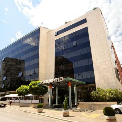Split, Hotel Atrium