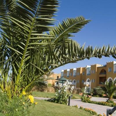 Hurghada mondo travel, Sunrise Garden Beach Resort, vrt