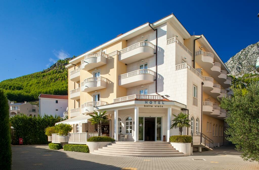 Hotel Bella Vista, Drvenik