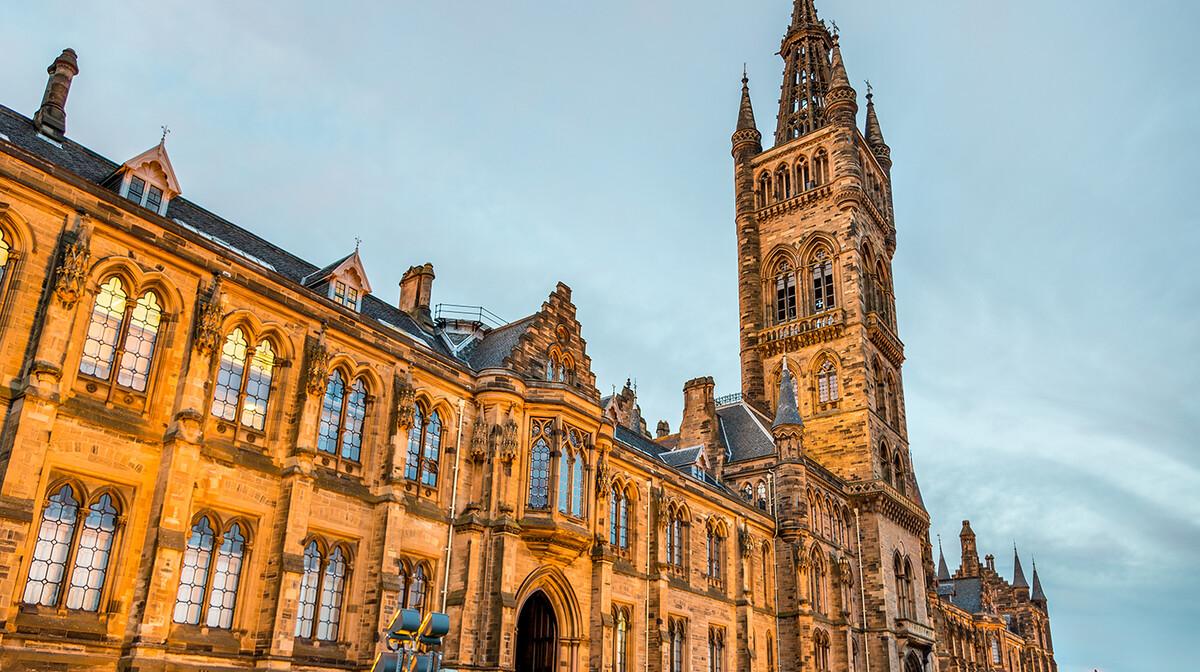 Sveučilište u Glasgowu, putovanje Škotska, mondo travel