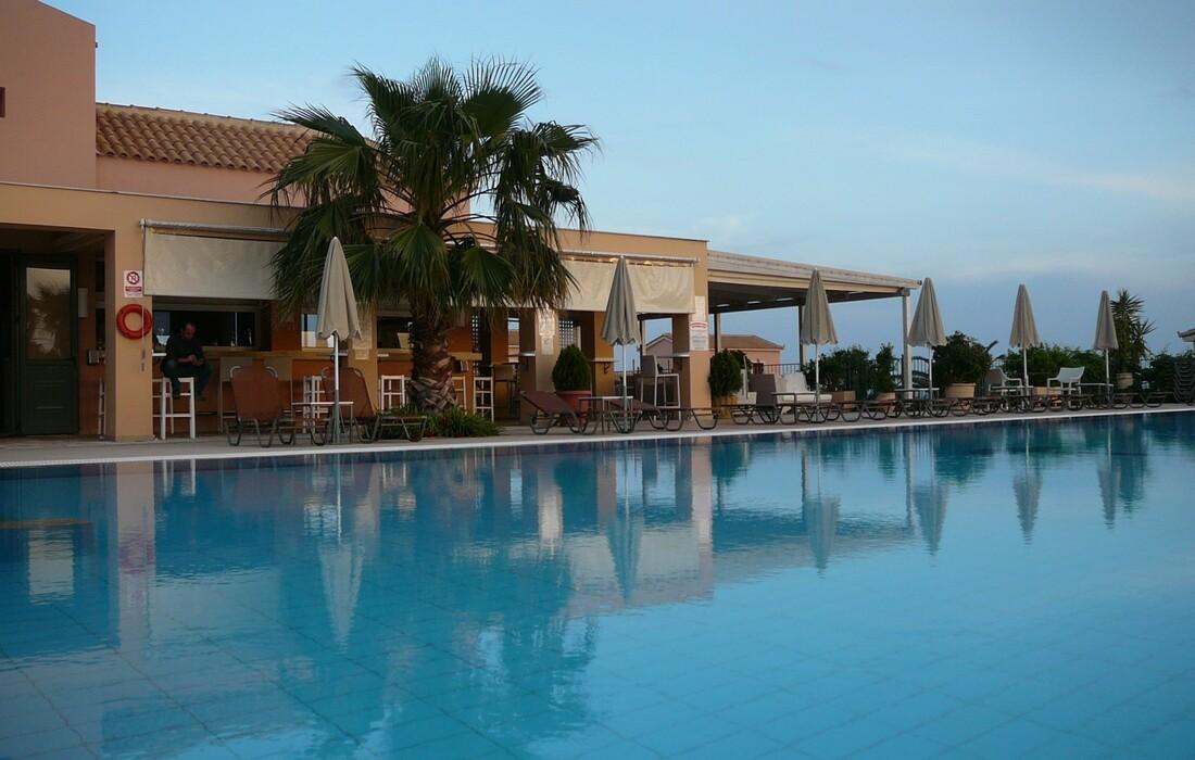 Kefalonija, Svoronata, Hotel Astra Village