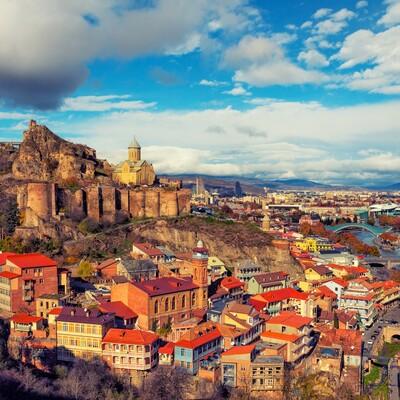Gruzija - Tbilisi
