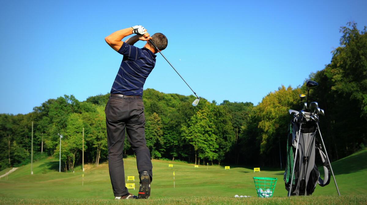 Terme Sveti Martin, golf