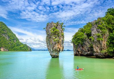 Tajland - James Bond island