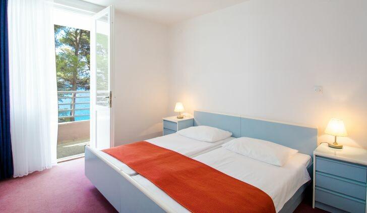 Hotel Sagitta, soba