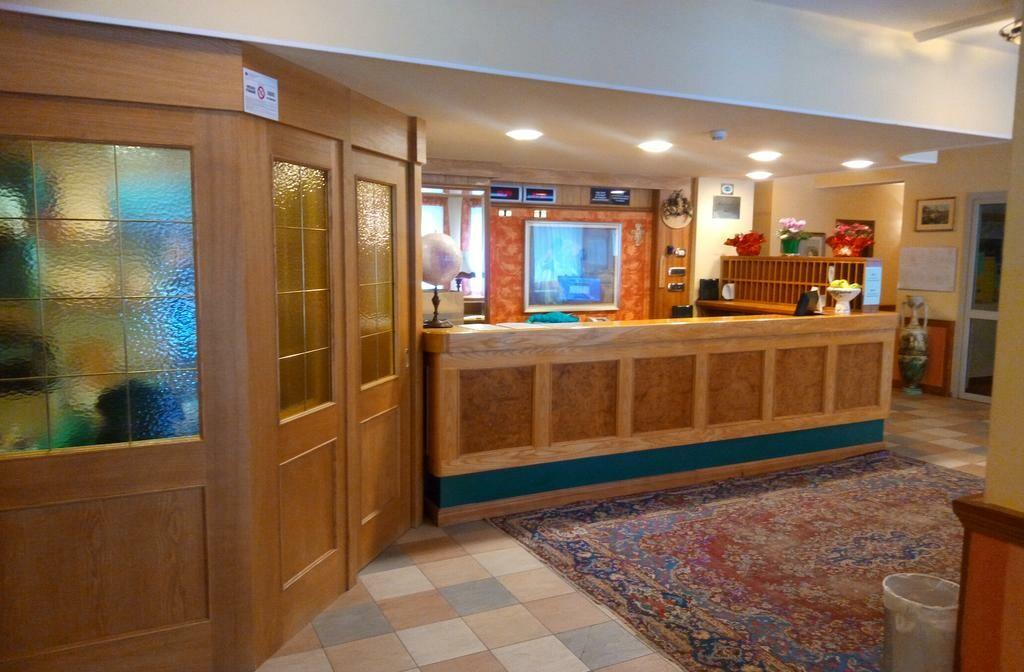 Skijanje u Italiji, Alba di Canazei, Hotel Villa Emma, recepcija