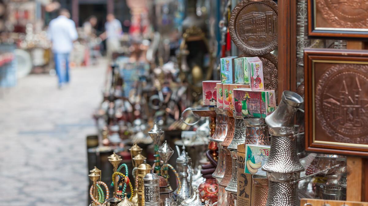 Sarajevo Baščaršija, mondo travel