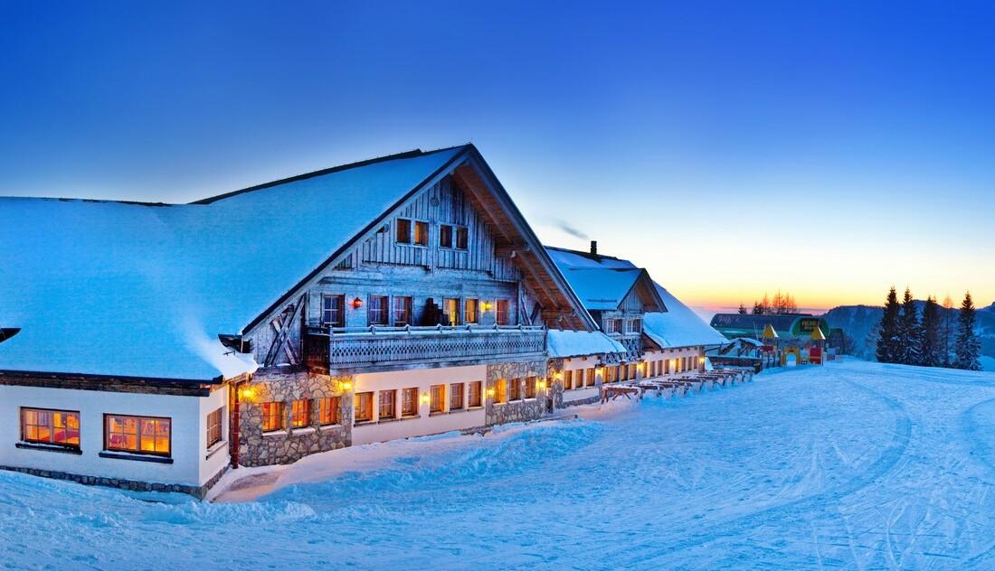 Skijanje u Sloveniji, Cerkno, Apartmani Alpine pearl