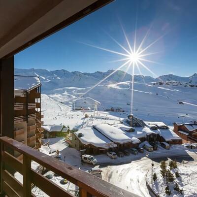 Skijanje Francuska, Val Thorens, Le Chamois D'Or