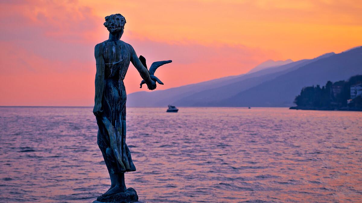Opatija, upoznajmo Hrvatsku, mondo travel
