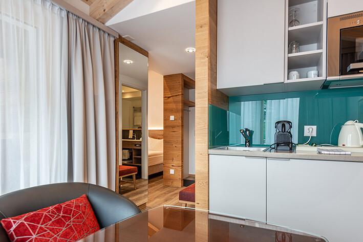 Mondo travel švicarska hoteli Zermatt, Naco Aparthotel by Arca, Studio sjever