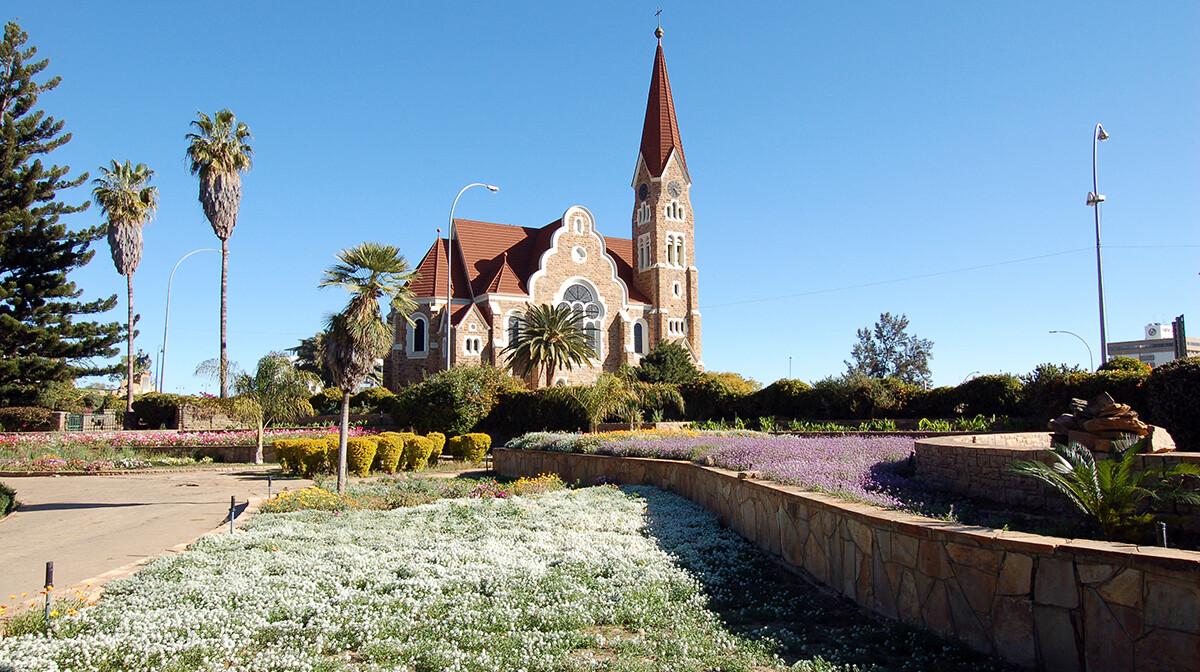 Namibija - Windhoek