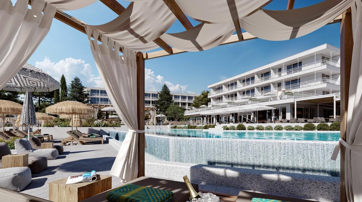 Stari Grad,Hvar PLACES Hotel by Valamar,  Baldahin