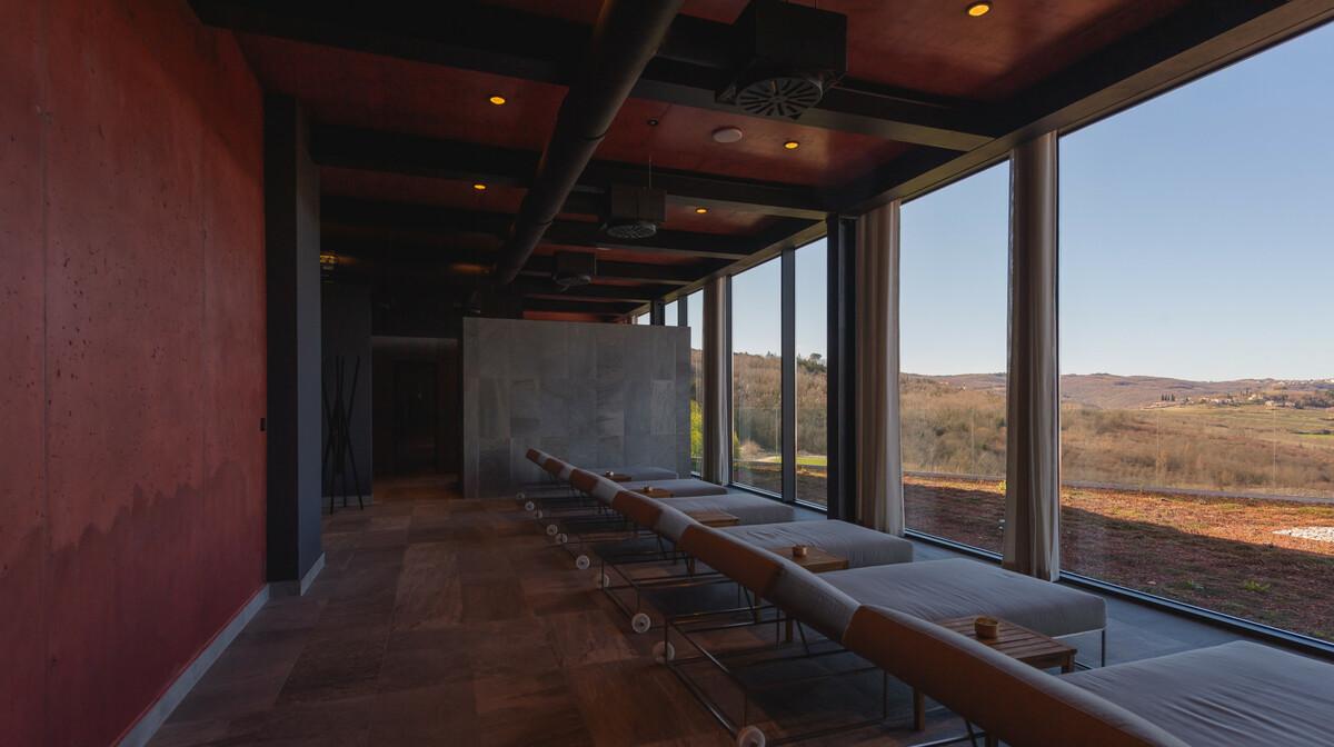 Wine and Heritage Hotel Roxanich - Motovun, wellness