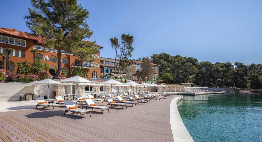 Plaža hotela Boutique hotela Alhambra.