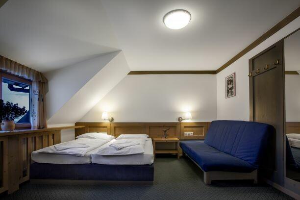 Skijanje Krvavec, Hotel Krvavec,soba sa dva ležaja