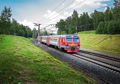 Transsibirska željeznica u Novosibirsku, daleka putovanja