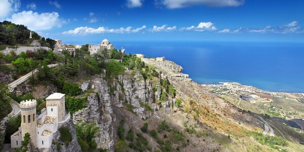 Sicilija - Erice