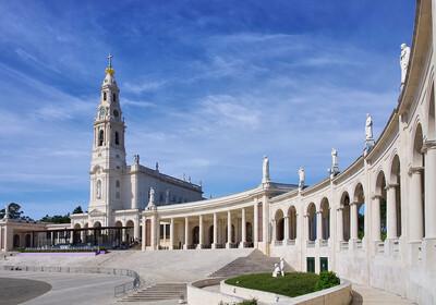 Svetište Fatima, putovanje u Portugal