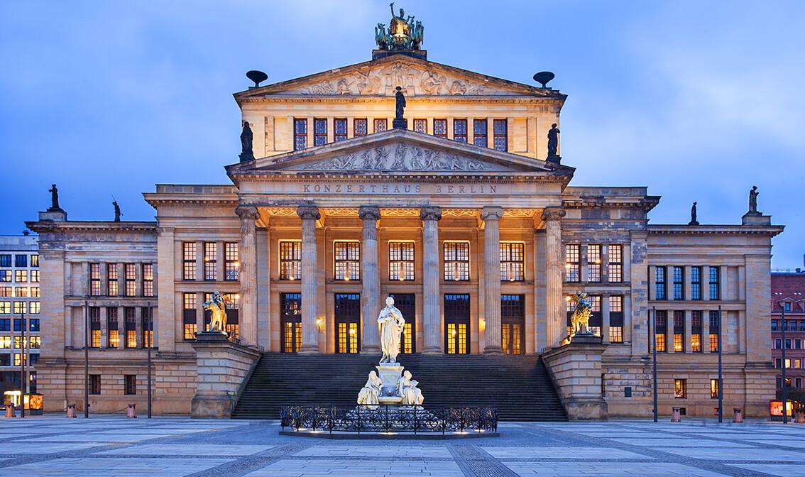 Berlin, Trg Gendarmenmarkt, garantirani polasci, vođene ture, putovanja sa pratiteljem
