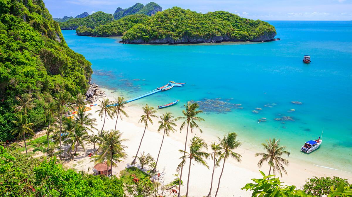 Tajland, daleka putovanja, mondo travel
