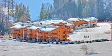 Skijanje Francuska, Val Cenis, Les Balcons de Val Cenis Le Haut.
