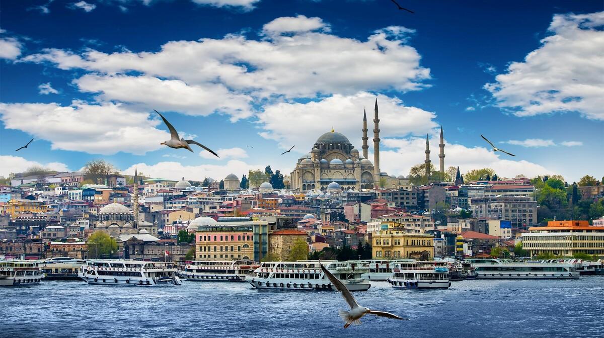 Sultanahmet na putovanju u Istanbul