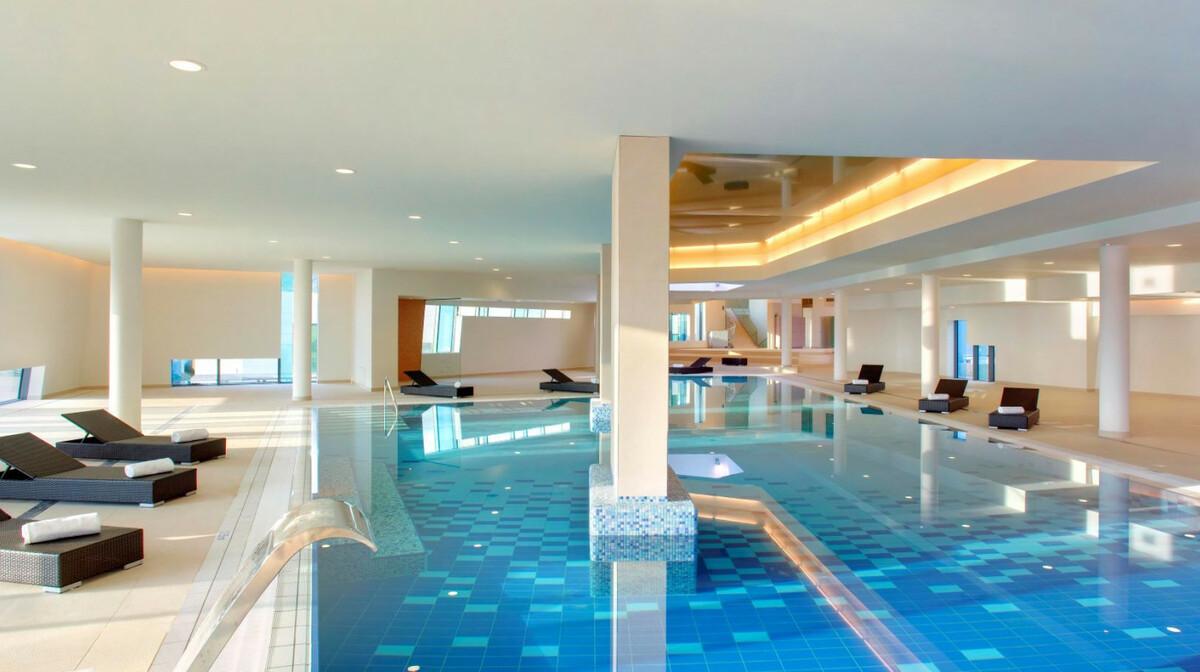 Dubrovnik Valamar Lacroma Dubrovnik Hotel unutarnji bazen