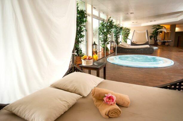 Hrvatska, Grand Hotel 4 opatijska cvijeta, wellness, jacuzzi