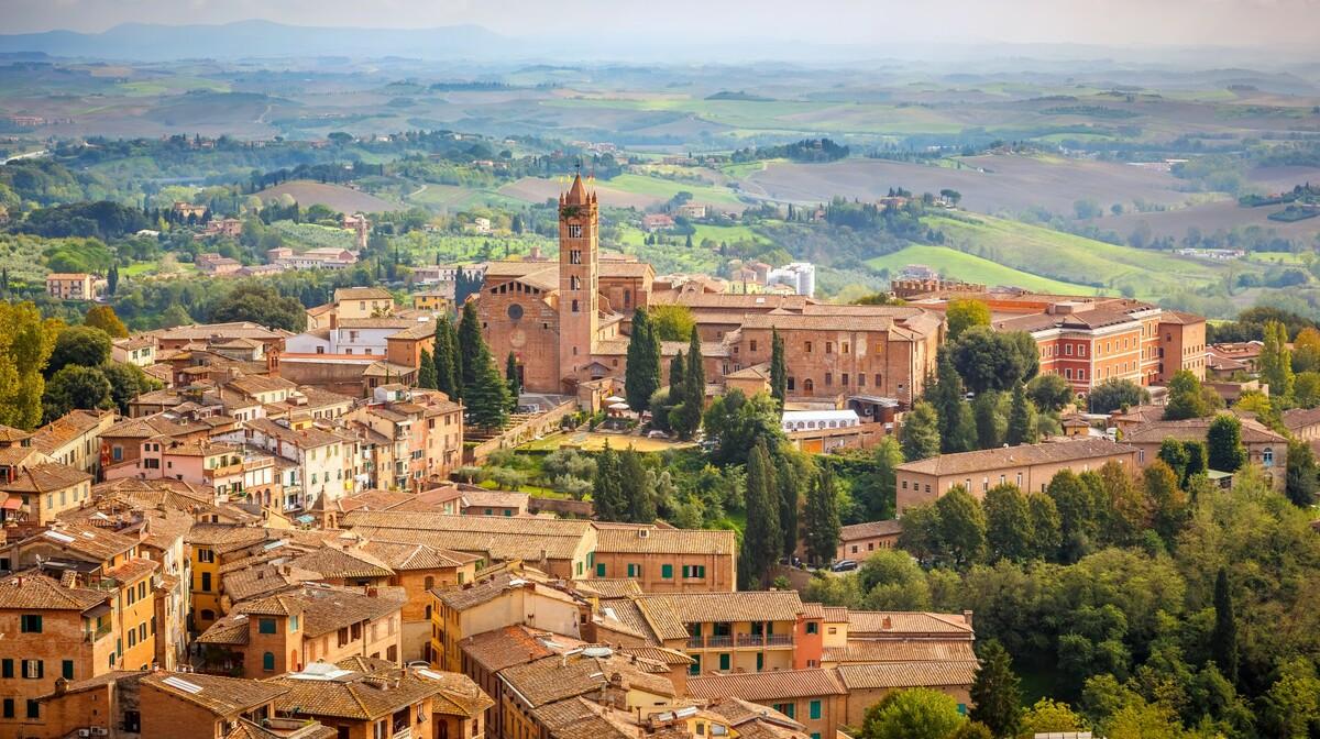 toskana, siena, mondo travel, putovanje u Toskanu
