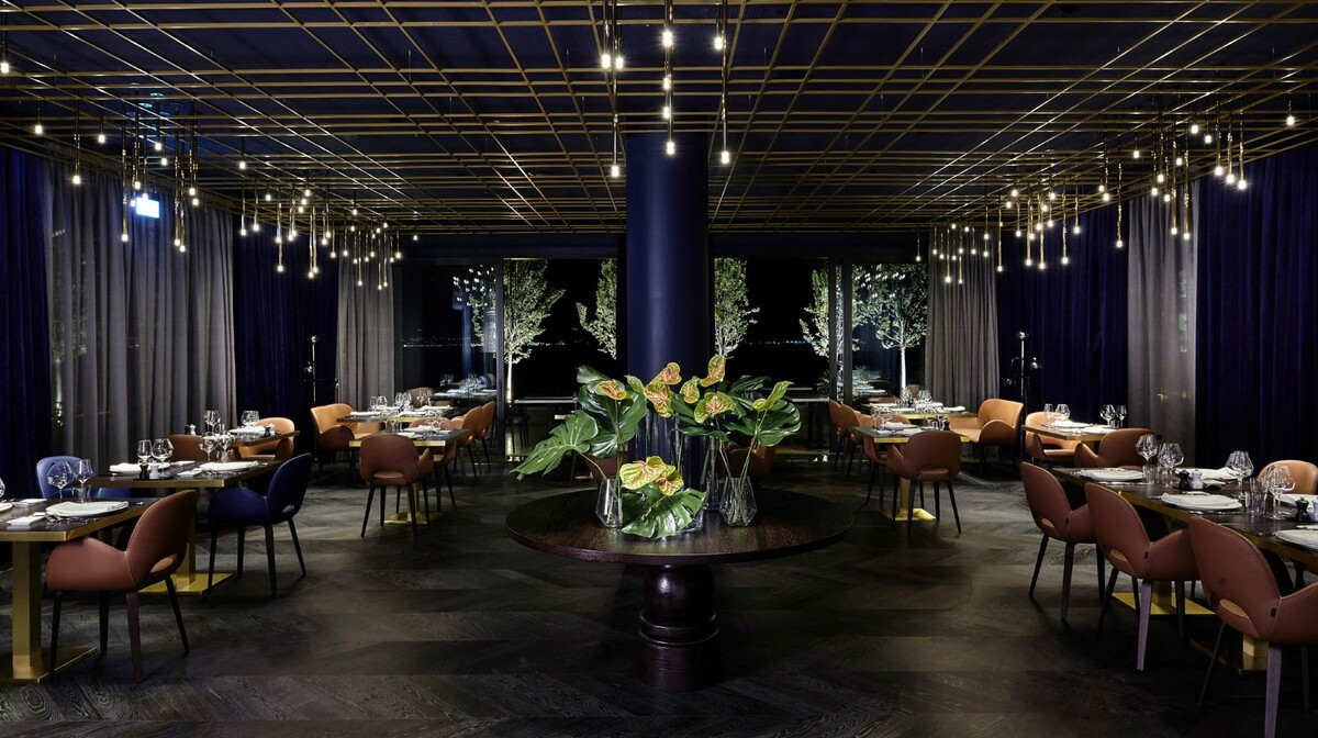 Hotel Ikador, Nobilion Restaurant