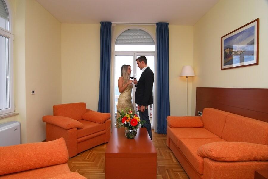 Hotel Park Lovran, apartman